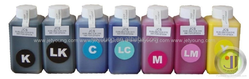 Wholesale Water Transfer Ink 6 colors for choice Water Base ink Hydrographic Film JETYOUNG Hydrographic ink