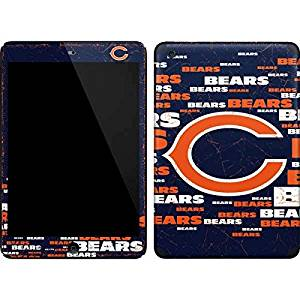 NFL Chicago Bears iPad Mini (1st & 2nd Gen) Skin - Chicago Bears Blast Vinyl Decal Skin For Your iPad Mini (1st & 2nd Gen)