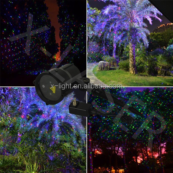 Outdoor Laser Light Christmas Decoration, Outdoor Laser Light ...