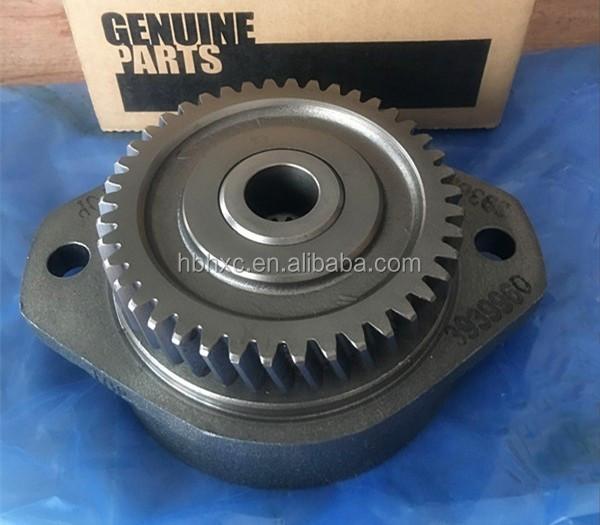 Genuine qsl9 engine parts hydraulic pump adapter 3939960 for Hydraulic pump motor adapter