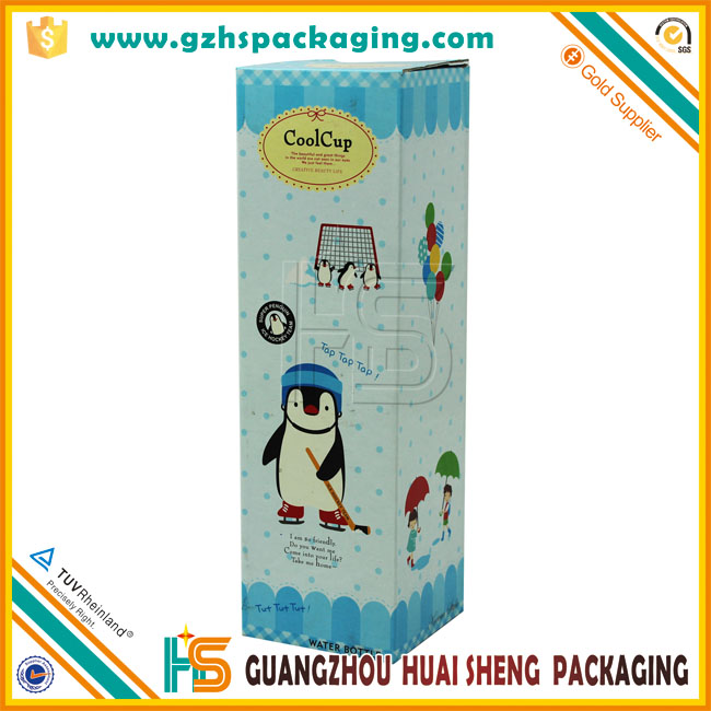 Olive oil packaging box with customized logo packaging box made of art paper