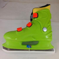 2018 hot sale adjustable wholesale ice skating shoes for ice rink