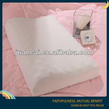Memory Foam Squishy Massage Neck Pillow