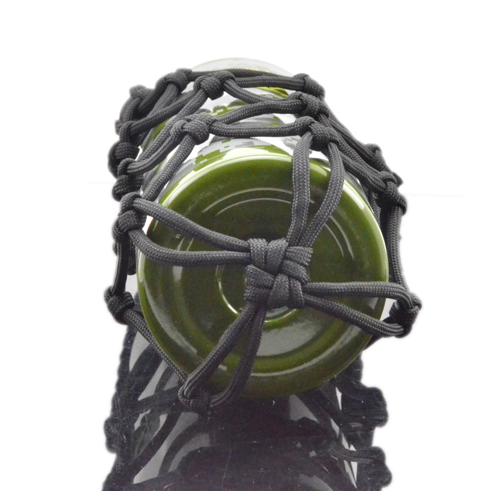 the most popular new products 550 Paracord Wrap Bottle for outdoor hiking