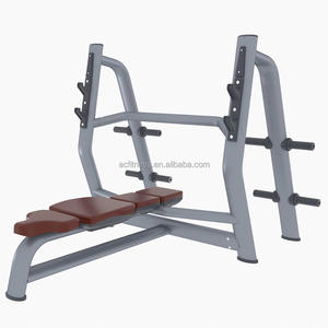Gym Equipment/Commercial Fitness Equipment Aochuang AC-A037 Flat Bench