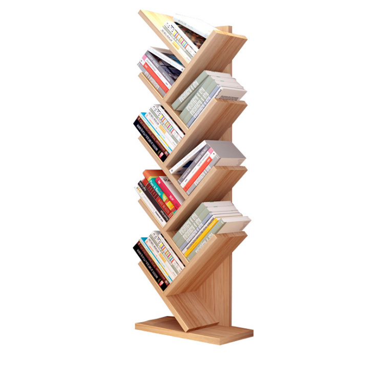 Creative Designed Bamboo Tree Shaped Bookshelf Wooden Bookshelf   Buy Tree  Bookshelf,Organizer Shelf For Books,Wood Tree Bookshelf Product On  Alibaba.com
