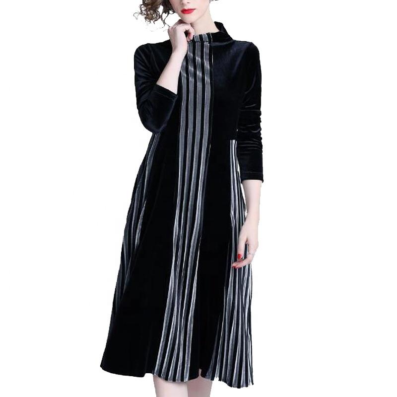 6c426e7ff62c Оптовая продажа платье велюр длинное. Купить лучшие платье велюр ...