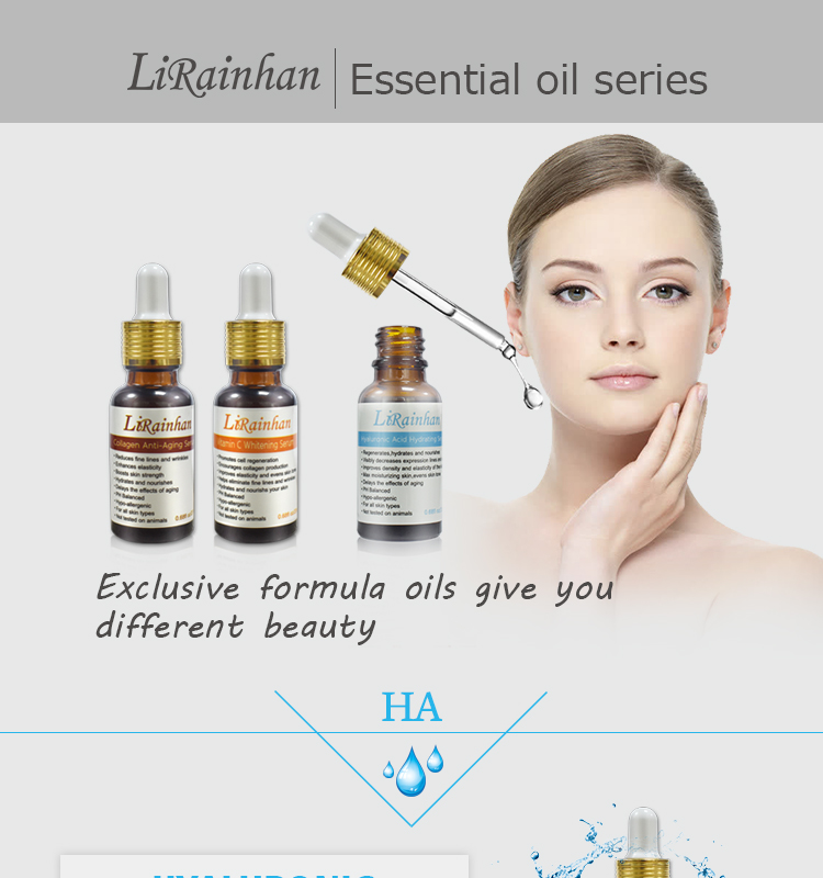 Vitamin Face เซรั่ม Hyaluronic Acid Facial Serum Skin Care Whitening Serum