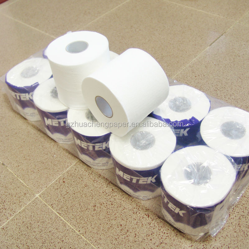 Hotel toilet tissue/customized logo wrapping tissue paper/OEM supplier