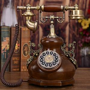 ANDP Antique Telephone Continental personalized retro fashion creative new retro telephone landline fixed Continental
