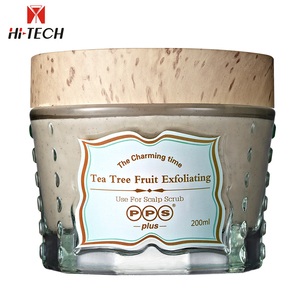 Professional Hair Treatment Oily Solution Tea Tree Formula Sebum Regulator Natural Hair Care Mild Smoothing Hair Mask