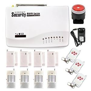 Get Quotations Konxe GSM Alarm System 900 1800 1900MHz Wireless Home Voice Security With