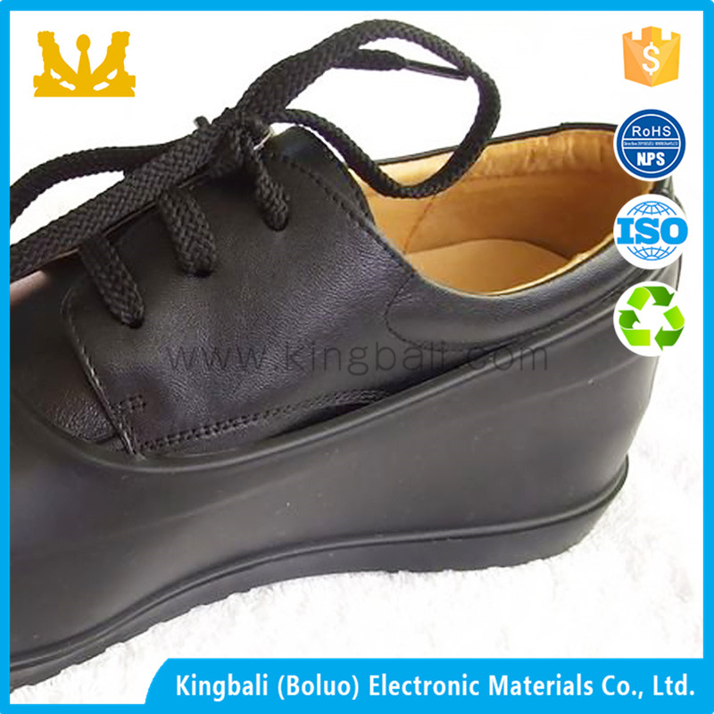 non-slip durable safty silicone rubber shoes cover rain silicone shoe cover for man