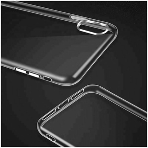 New Products Ultra Thin Soft Tpu Cover Case Transparent Clear Phone Case for iphone Xs,Xs Max,Xr
