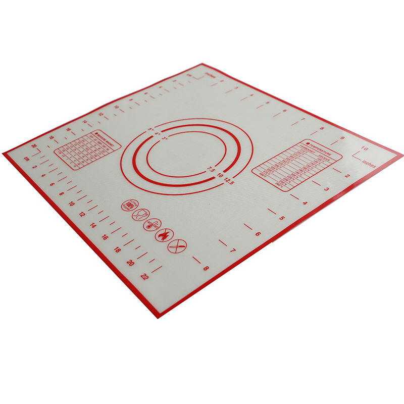 Silicone Baking Mats/ liners Set of 2, FDA and LFGB Certification, Nonslip Heat Resistant baking silicone mat