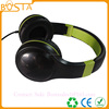 Cooling fancy hifi bosta manufacturing PC studio earmuff headphones for summer