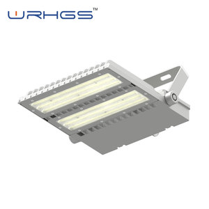 Motion sensor marine fixtures 90-305v dimmable ip65 solar outdoor 150w 200w led flood light