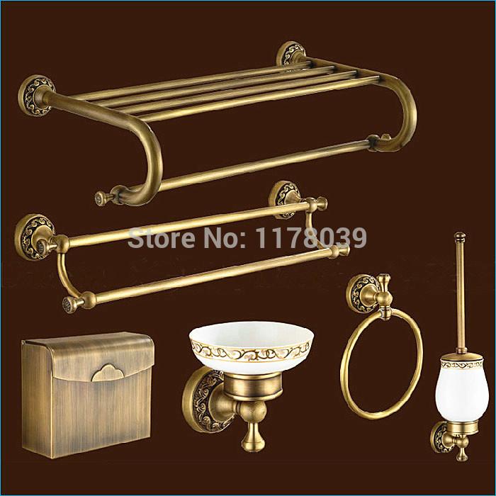 Vintage Bathroom Hardware 18