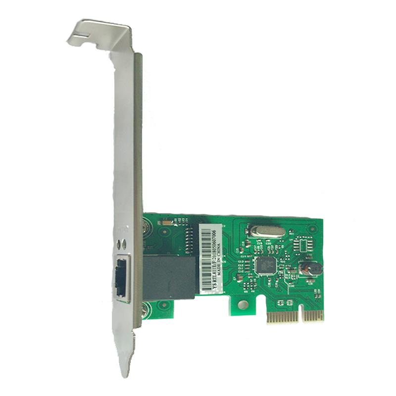 10/100/1000m Gigabit Ethernet Lan Network Pci Card Adapter For Pc Laptop Computer Home