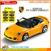 Hot 1 43 scale brand licenced car model DIECAST car toys