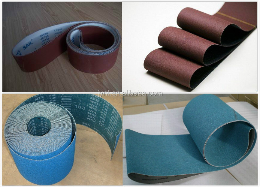 Ceramic Abrasive belt/Ceramic abrasive cloth roll