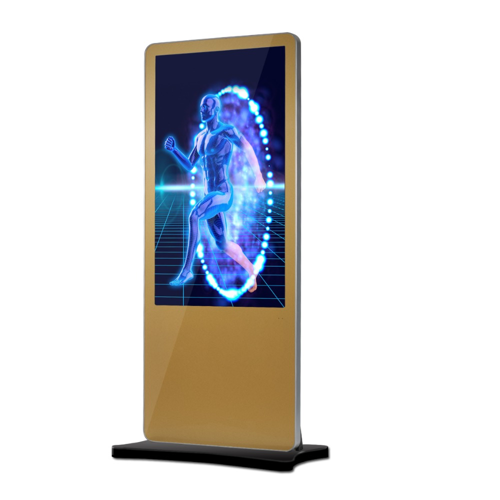 "47"" Wifi Touchscreen Digital Media Kiosk"