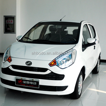 Bd18 New Energy Car Electric Pure