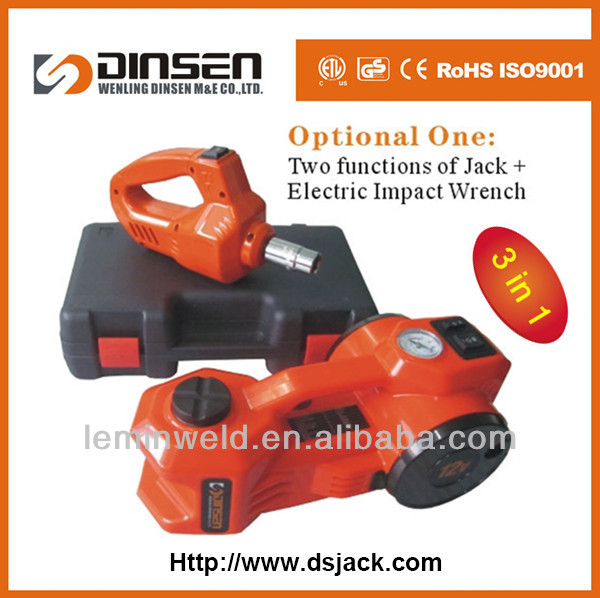 new design smart Electric Impact Wrench dc 12V,electric impact wrench