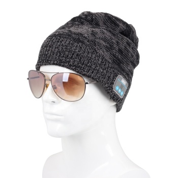 August Wholesale Bluetooth Beanie Hat Wireless Warm Beanie Hat
