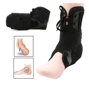 China Wholesale Custom Support laced ankle brace with straps