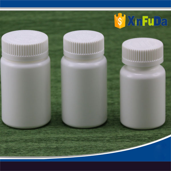 High quality proper price square small plastic container for Small pill bottles
