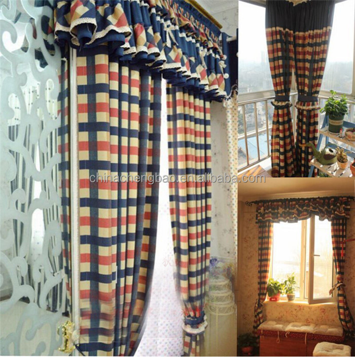 Kids door macrame lace exquisite hotel curtains
