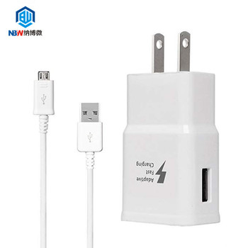 Wholesale S6 S8 USB wall Charger for Fast Charger Samsung original