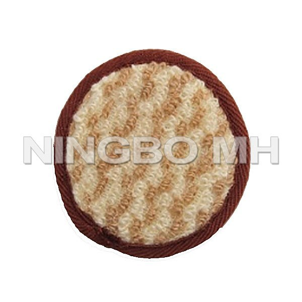 Exfoliating Sponge Pads for Skin Care in Bath, Spa or Shower