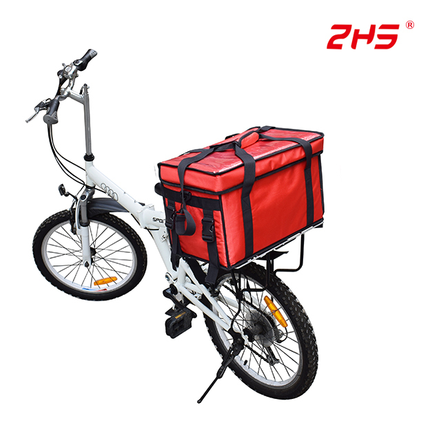 popular bike or tote insulated food delivery cooler bag