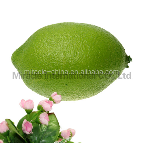 2018 wholesale price for fake lime fruit