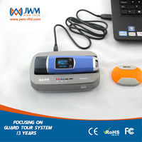 new products guard collector, safety equipment with flash light and led display, shopping mall guard tour