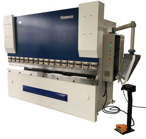 Delem Da66t MB8 200t 3200 CNC Press Brake Full Servo Hydraulic Sheet Metal Bending Machine with 8mm