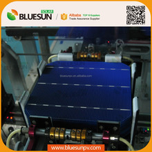 Chinese bluesun 330 w 4BB mono solar photovoltaic panel price