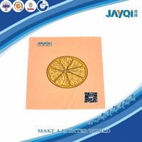 15cm x 18cm microfiber cleaning cloths for electronics