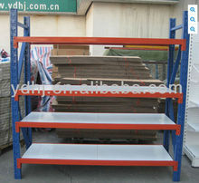 Steel Warehouse Pallet Live Storage Iron Rack