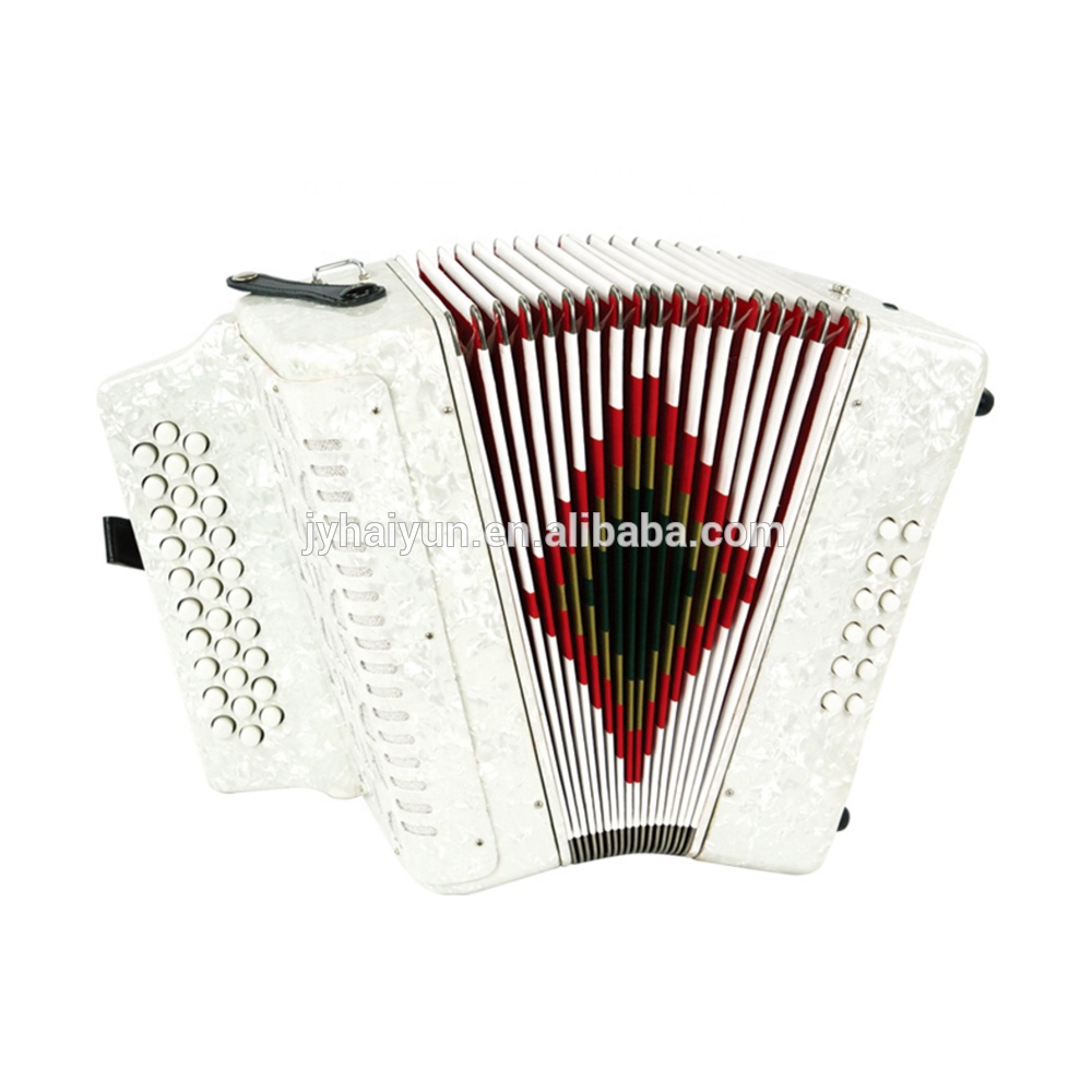 31 Buttons 12 Bass Student Button Accordion JB3112A