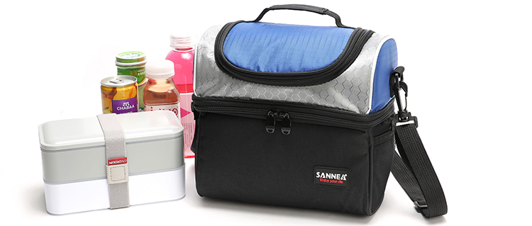 China factory thermal bag for food thermal insulated lunch bag