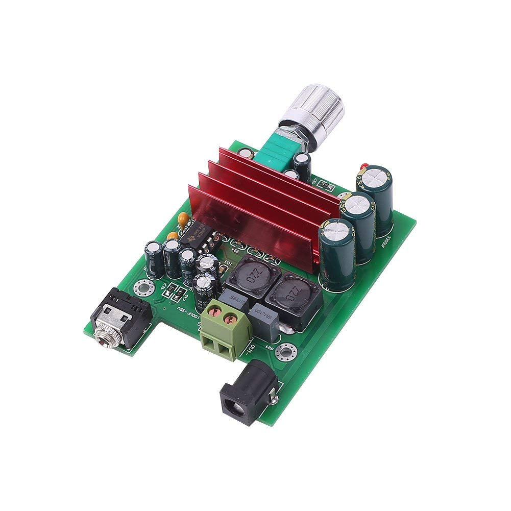 Cheap Subwoofer Amplifier Circuit Board Find Lowpass Filter Frequency Ne5532 Opamp Chip Get Quotations Tpa3116d2 Digital Power 100w Amp Module Diy For Speaker