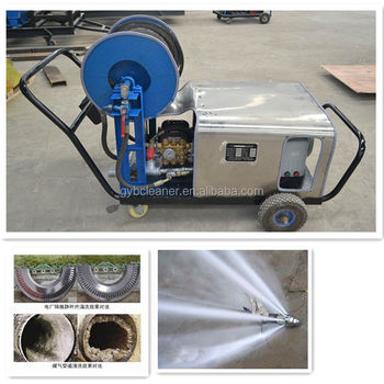 high pressure drain seweage cleaner electric drain cleaner