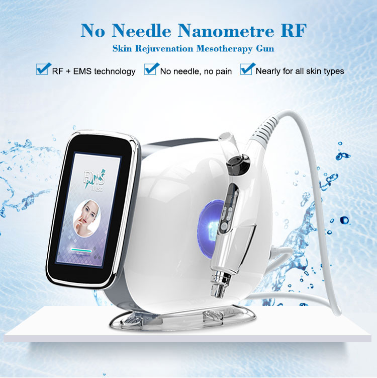 Konmison new looking portable needle free injection mesotherapy gun salon use