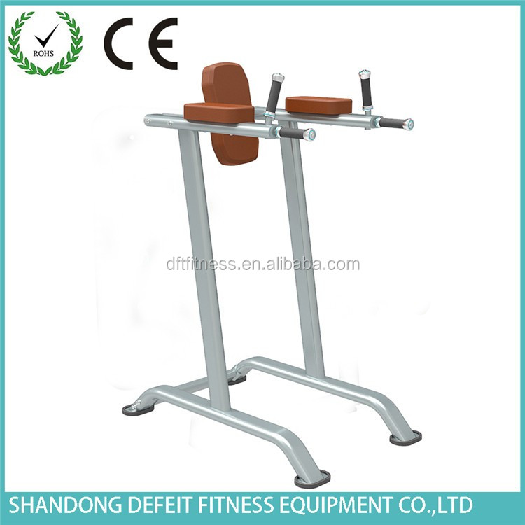 fitness& bodybuilding products /Integrated gym machine Vertical Knee Raise /KJ-1248/commercial gym fitness equipment