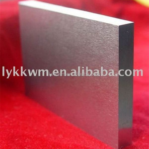 tungsten lapping plate