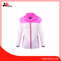 Wholesale sublimation printing quick dry cycling Windproof coat for men