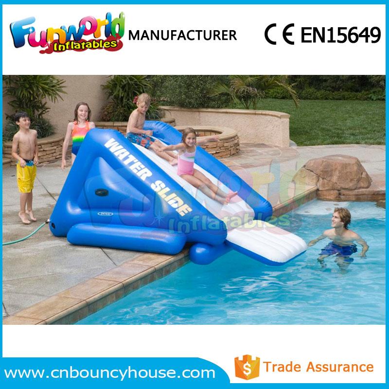 Inflatable Inground Pool Slide inflatable swimming pool slide, inflatable swimming pool slide